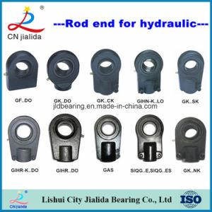 Rolamento do cilindro de alimentação de Fábrica do profissional da Extremidade da Haste Hidráulico (GK/GF/gás/GIH/GIQG série)