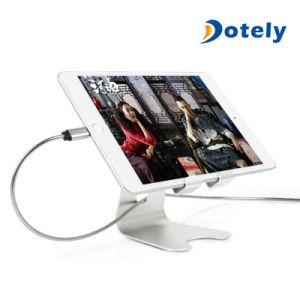 ユニバーサルアルミ合金の小型携帯電話のタブレットの机の立場のホールダー