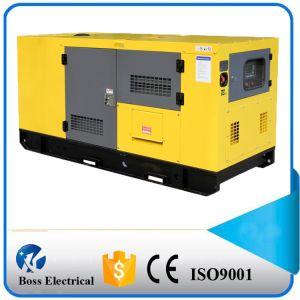 1500rpm 96kw schalldichter Lovol Diesel-Generator