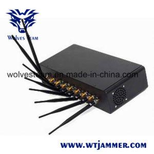 8 krachtige Blocker van de Telefoon van de Hoge Macht van WiFi van Antennes 3G 4G Mobiele
