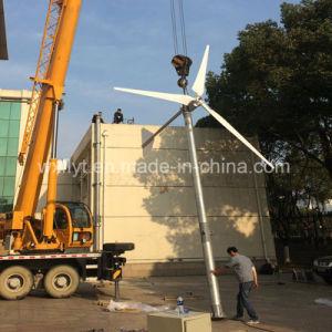 5kw 96V 110V220V380V Wind-Turbine-Generator auf Rasterfeld weg vom Rasterfeld-System