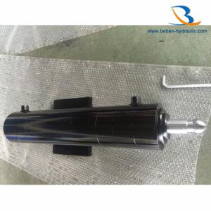 高い積載量のマルチ段階のロングストロークの水圧シリンダ