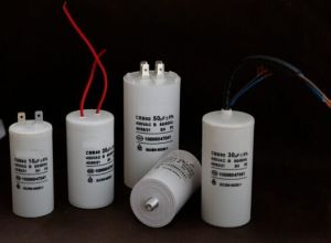 Cbb65 Alumínio Condicionador de Ar Motor Start Motor a trabalhar o capacitor