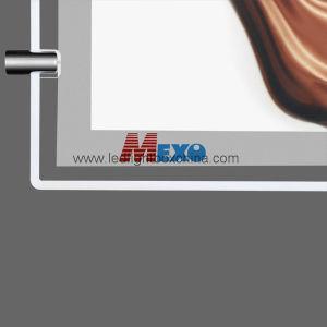 カスタマイズされたロゴのLEDのWindowsの表示ライトボックス
