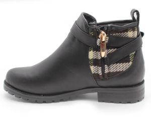 L'hiver Chaussures Enfants Les enfants Martin cheville Garçons Filles Bottes en cuir