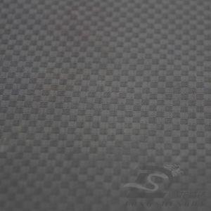 50d 210t tecidos Plaid 100% poliéster Jacquard Taslan Fabric (RFH051A)