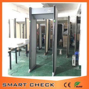 33 Zones caminhada pelo Detector de Metal Detector de Metal de segurança