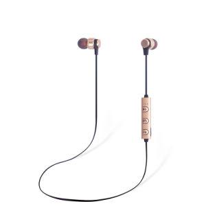 마이크를 가진 이 헤드폰 스포츠 Bluetooth 헤드폰 스포츠 Bluetooth 파란 이어폰