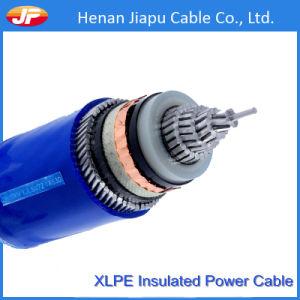 19/33КВ XLPE Insluated и стальная проволока бронированные кабель питания