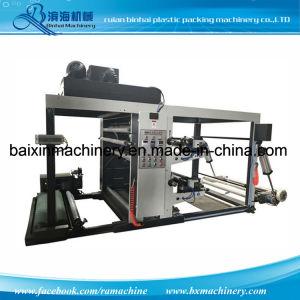 Pp. gesponnene Flexo Drucken-Maschine
