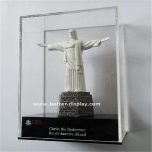 カスタム高品質のゆとりのアクリルの大きいプレキシガラスボックス