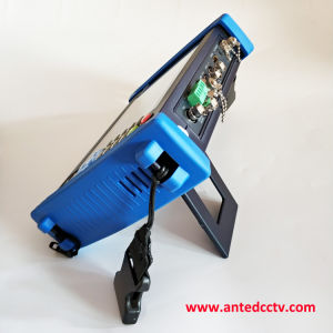 Hand7 Zoll-Note LCDcctv-Prüfvorrichtung für IP-Kamera, Ahd, HD-Cvi, Tvi, SDI-Kamera