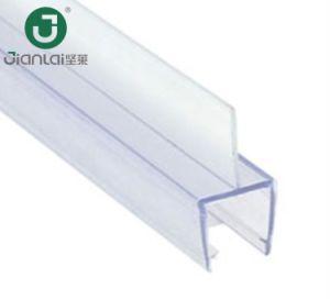 Striscia di gomma impermeabile della guarnizione per il portello di vetro della stanza da bagno