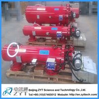 Sistema a pulizia automatica automatico di filtrazione dell'acqua di Strainer/Commercial