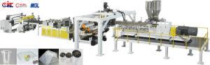 La précision de haute capacité de la machine de l'extrudeuse de feuille en plastique PET