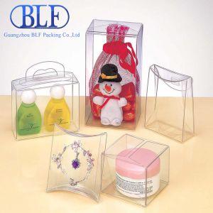 Горячая продажа пользовательских печатных ПВХ Подарочная упаковка