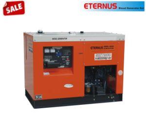 25КВТ 25 ква воды системы охлаждения двигателя на большой скорости трех этапов Silent дизельного генератора (SHT30D)