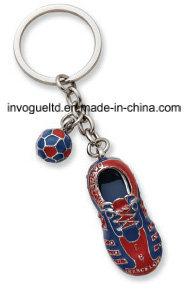 Chaussures de sport pour les collections de chaîne de clé en métal