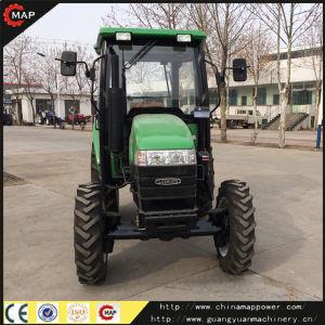 De Mini Vierwielige Tractor van de Machines van de landbouw 50HP