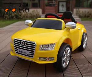 音楽およびライトA8とのRCの車の良質の赤ん坊の電気自動車の赤ん坊の乗車