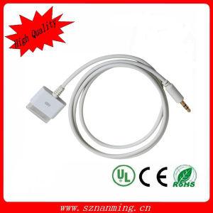 Тональнозвуковое Cable на iPad/Apple 30 к DC3.5mm