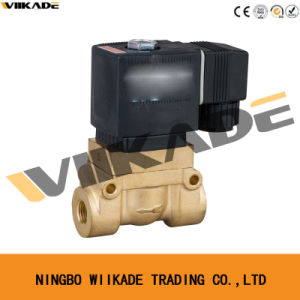 Wiikade 5404 Series High Pressureおよび高温度Solenoid Valves