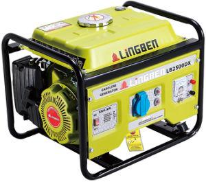 Accueil utilisation moteur à essence de 1kw générateur à essence avec la CE (LB2200)