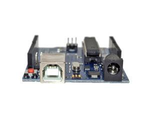 Scheda di sviluppo di ONU R3 Atmega328p Atmega16u2 di Arduino con il cavo del USB