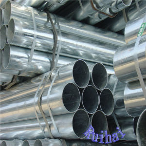 Warm gewalztes galvanisiertes Rohr 24 Inch-Stahlrohr