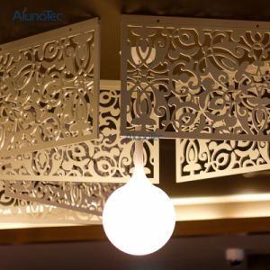 Nouveau design en aluminium feuille de carton ondulé