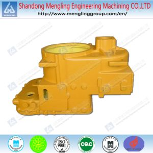 SGS Certified를 가진 OEM Cast Iron Foundry Parts Sand Casting