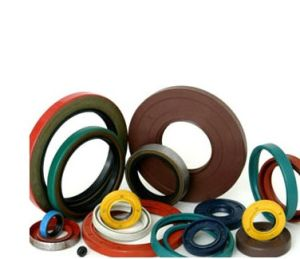 O alto desempenho NBR FKM Sr Wearable Borracha de vedação da vedação de óleo de peças para veículos automóveis