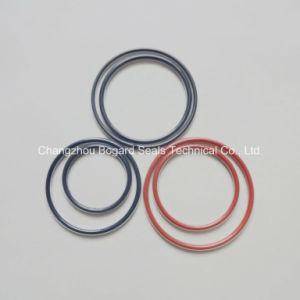 FEP/PFA капсулы с кольцевыми уплотнениями с вайтоновой/силиконового герметика внутри