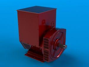 2ポーランド人Brushless Alternator 25kVA/20kw Double Bearings AC Generator 3600rpm (FD1D-2)
