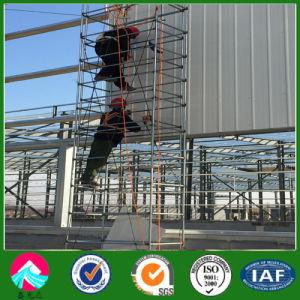 Diseño profesional de la construcción de la estructura de acero de la luz