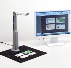 Document Managing Software Including Leading Ocr Function S500L (S500L)를 가진 5MP 2592X1944 A4 Portable Camera Scanner Bundled