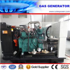 75kVA/60kw biogás/GNL/GNC, Gas Natural, la potencia del motor generador de energía eléctrica