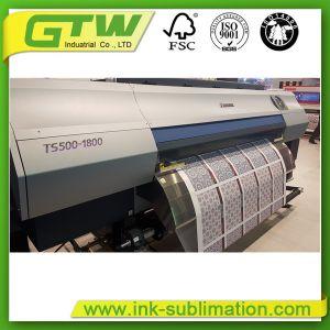 Stampante di getto di inchiostro ad alta velocità di formato largo di Mimaki Ts500-1800 75 ''