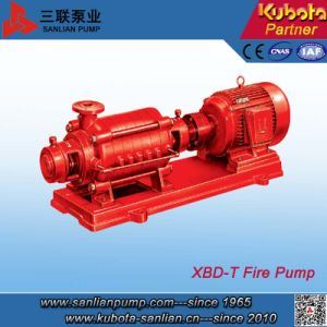 Sanlian Xbd-Tの火ポンプ