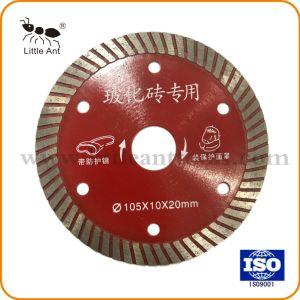 China lâminas de serra de corte de porcelana de fornecedor de diamantes sinterizados a lâmina da serra