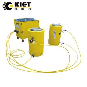 cilindro hidráulico de doble efecto de control remoto