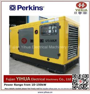 108kw/135kVA generatore silenzioso diesel Poweded da Perkins-20171012b