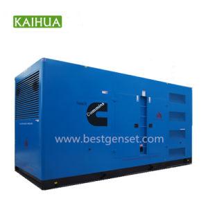 Super leise Doosan Energien-Dieselgenerator mit elektrischem Motor 400kw