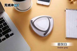 Треугольник мини зарядное устройство беспроводной связи рекламных подарков беспроводной зарядки блока