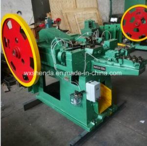 Automatische Spijker die van de Draad van het Staal van de Leveranciers van China de Gemeenschappelijke de Lijn van de Machine van de Productie maken