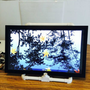 27 на открытой раме ЖК монитор с IR/Capactive сенсорный экран