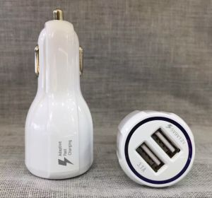 Rápido OEM Dual USB Car Charger for iPhone 6/7/8