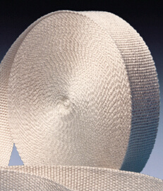 Cinta de fibra de vidrio texturizada