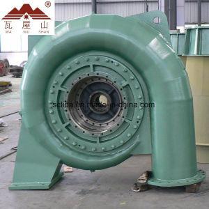 Mini usina hidro empreiteiro EPC 1 MW
