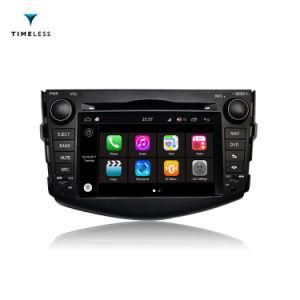 Lettore DVD di GPS dell'autoradio 2DIN del Android 7.1 della piattaforma di Timelesslong S190 video per Toyota RAV4 con /WiFi (TID-Q018)